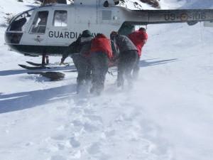 Rescate Montañero Horizontal