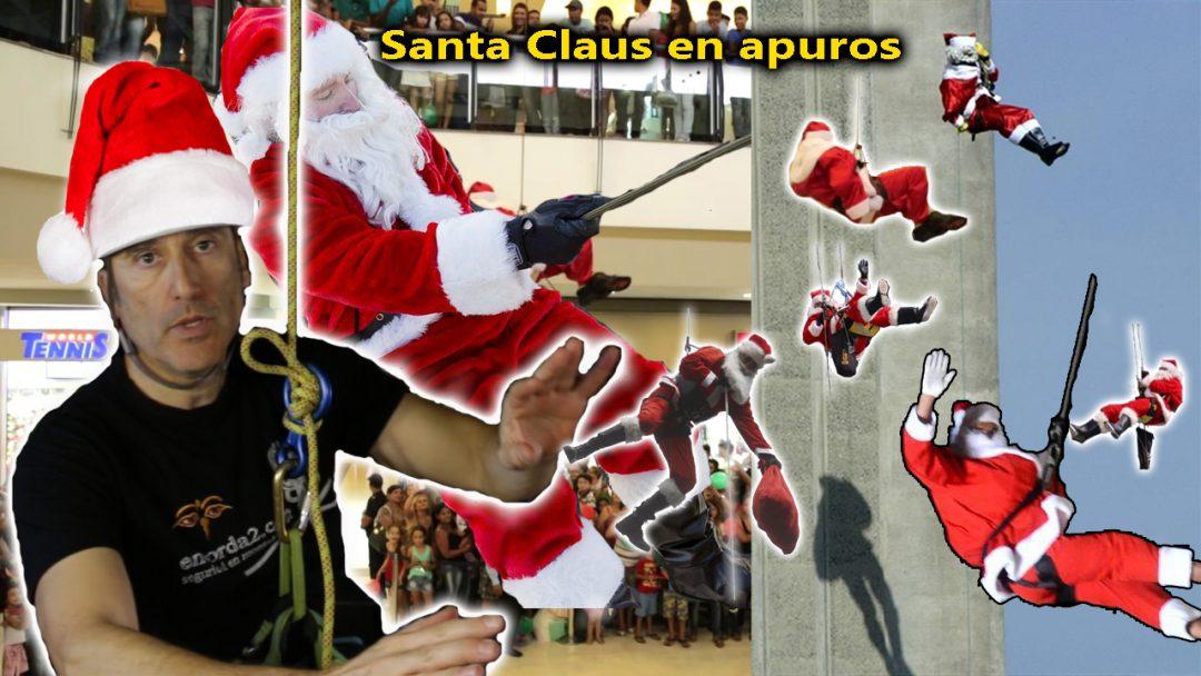 Santa Claus en apuros