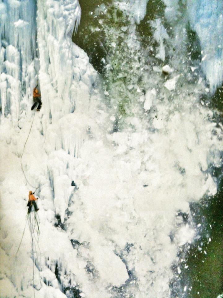 Colapso del hielo