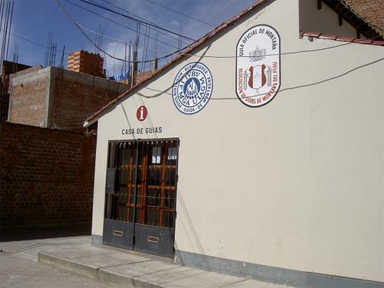 Casa de los guías, Huaraz