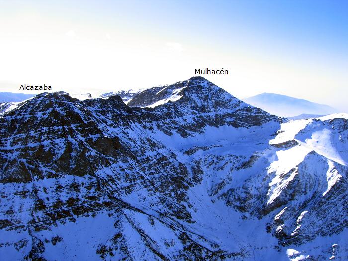 Sierra Nevada Mulhacén Alcazaba