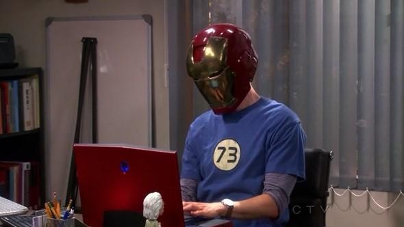 Ironman al ordenador