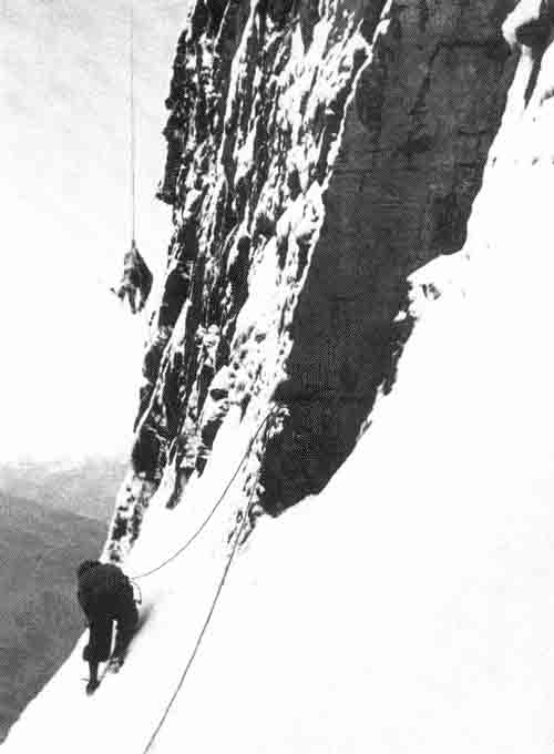 Toni Kurz Eiger 1936