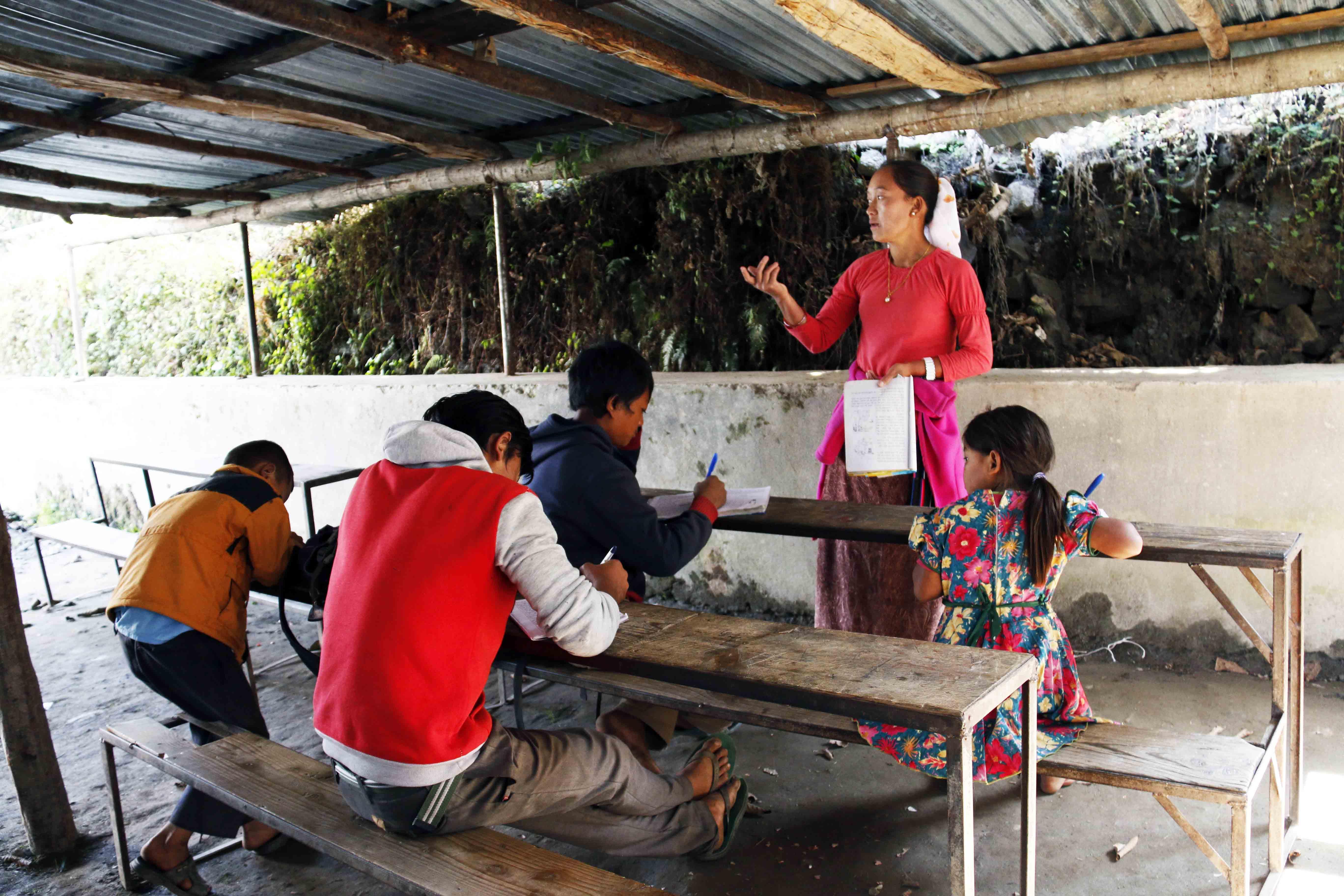 Proyectos humanitarios
