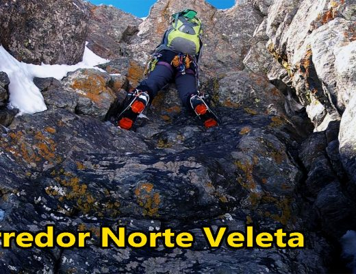 Corredor norte Veleta